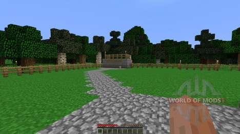 The Walking Dead Season 2 Final Battle para Minecraft