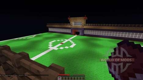 Soccer V2 para Minecraft