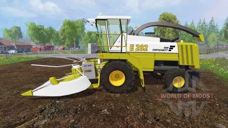 Fortschritt E 282 v1.1 para Farming Simulator 2015