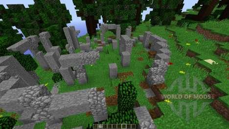Survival Games Hunger Games The Movie Remake para Minecraft