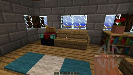Cosy Cottage para Minecraft