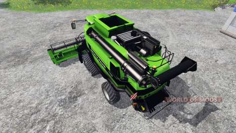 Deutz-Fahr 7545 [washable] v1.1 para Farming Simulator 2015