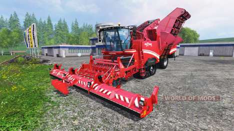 Grimme Maxtron 620 v1.2 para Farming Simulator 2015