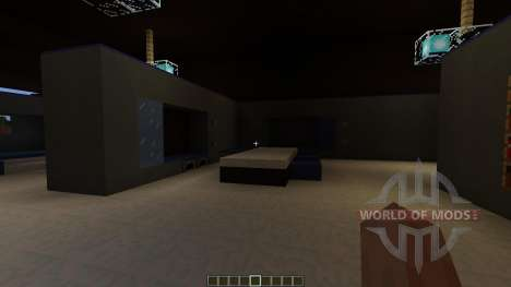 Costa Ultramodern House para Minecraft