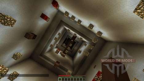 Shot Snowman Parkour para Minecraft