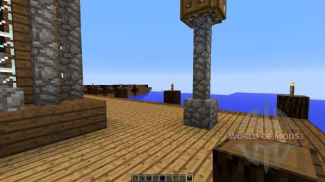 Dreadfort Palace para Minecraft