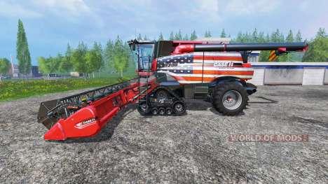 Case IH Axial Flow 9230s v1.2 para Farming Simulator 2015