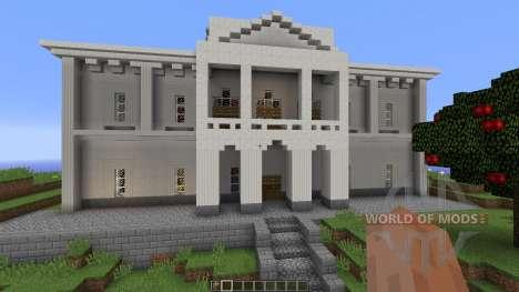 Traditional Hungarian Mansion para Minecraft