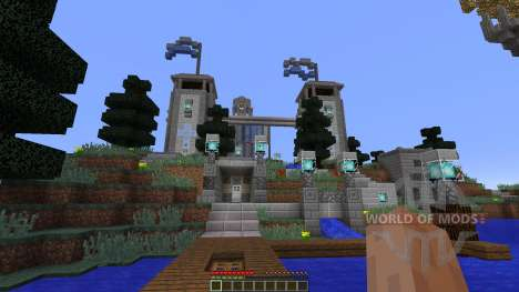 Eshkana Bay para Minecraft