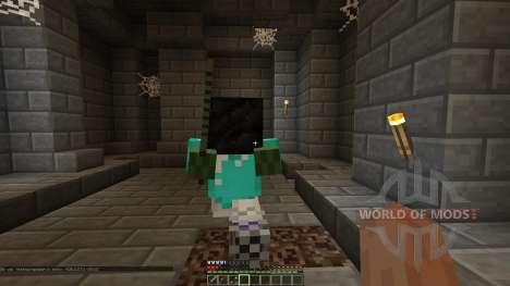Hypixel style boss fight para Minecraft