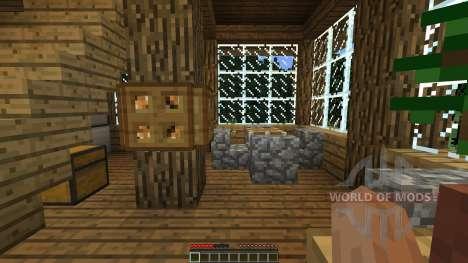 Mountain Project para Minecraft