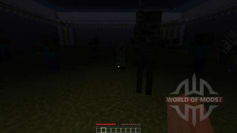 Endless Mob Wave Endless Mob Arena para Minecraft