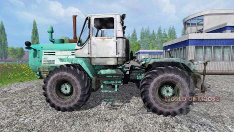 T-150K v1.1 para Farming Simulator 2015