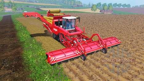 Grimme Tectron 415 v1.3 para Farming Simulator 2015