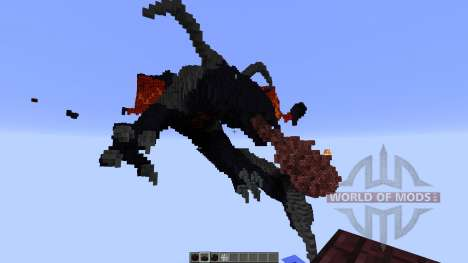 The Hobbit Esgaroth in Minecraft para Minecraft