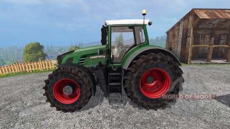 Fendt 924 Vario v3.0 para Farming Simulator 2015