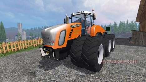 Fendt TriSix Vario double wheels v2.0 para Farming Simulator 2015