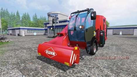 Kuhn SPV 48 para Farming Simulator 2015