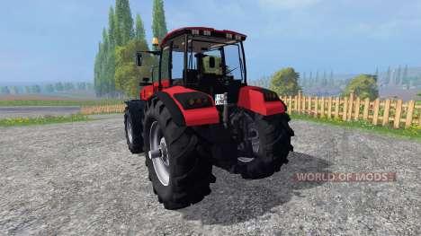 Bielorrusia-3522 v1.1 para Farming Simulator 2015