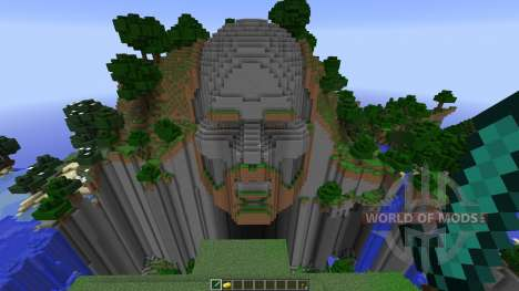 The Temple of Notch para Minecraft