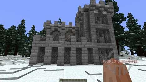 Auralean para Minecraft