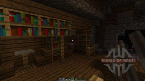 Ballibury Steading para Minecraft