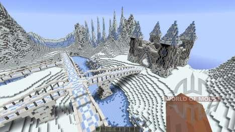 The Division 3 para Minecraft