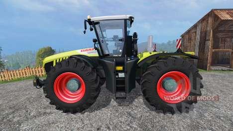 CLAAS Xerion 4500 v2.0 para Farming Simulator 2015