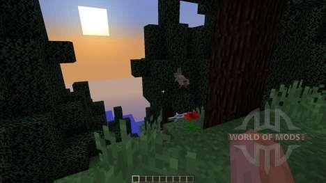 The 5 mountains para Minecraft