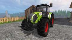 CLAAS Axion 820 v2.0