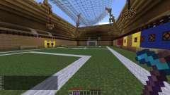 PLAYABLE SOCCER STADIUM