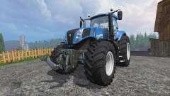 New Holland T8.320 [edit] para Farming Simulator 2015