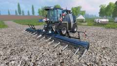 Krone Big X 1100 [black edition]