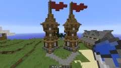 Medieval Village Concept
