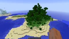 Aero Island Custom Island Landscape
