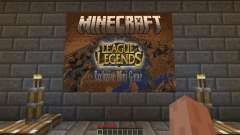 League of Legends Exclusive Mini-Game