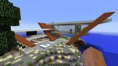 Diagonal Ultra Minimal Island Home