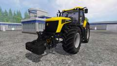 JCB 8310 Fastrac [weight] para Farming Simulator 2015