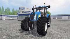 New Holland T8020 v4.5