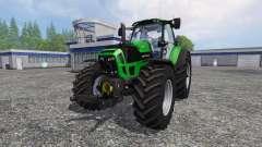 Deutz-Fahr Agrotron 7250 TTV v3.5 para Farming Simulator 2015
