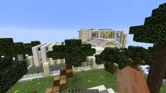 Modern Island Mansion