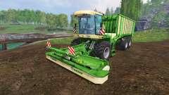 Krone BIG L500 Prototype v2.0