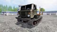 GAZ-66 [crawler]