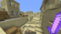 MineWars Minecraft PVP mini-game