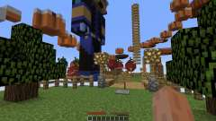 Minecraft Food Parkour 2 OFFICIAL