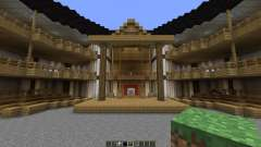 Shakespeares Globe Theatre in London