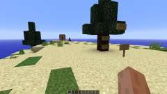 Survival Island STEVE STYLE