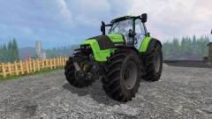 Deutz-Fahr Agrotron 7250 TTV v4.0