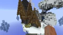 Nacreous Ice Island Concept
