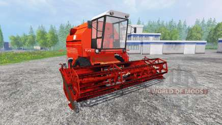 Bizon Z083 v1.0 para Farming Simulator 2015